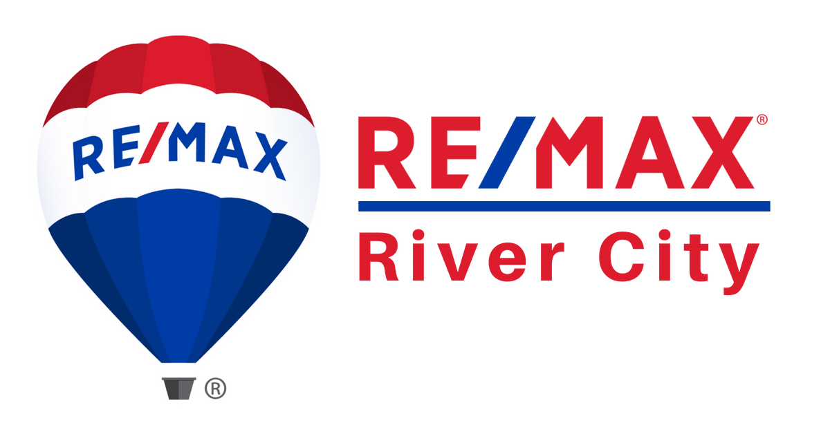Re max river city logo